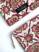 Atelier Sauvage - Pochon en tissu vintage