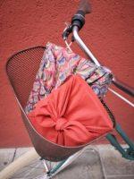 Atelier Sauvage - Furoshiki en tissu vintage